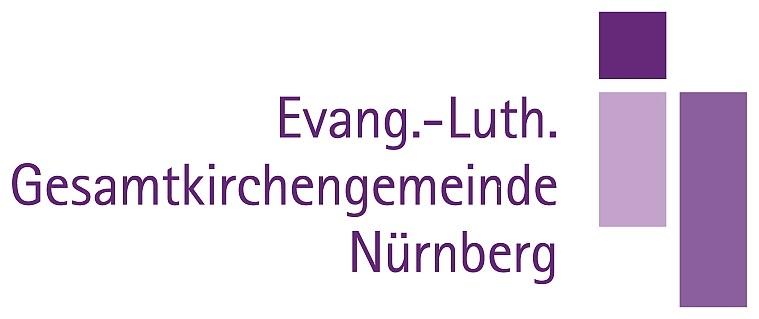 Logo Evang.-Luth. Gesamtkirchengemeinde Nürnberg